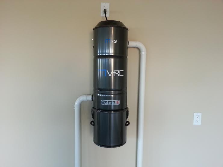 Mvac M70 Central vacuum unit